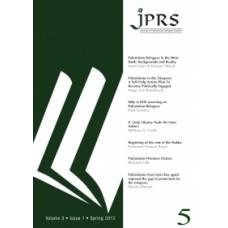 JPRS Vol1 Issue 1 Spring 2013