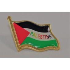 PALESTINE FLAG ENAMEL PIN HAT CAP TIE METAL PIN BADGE