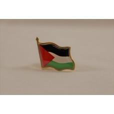 PALESTINE FLAG ENAMEL PIN BADGE