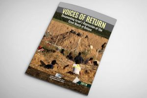 Voices of Return: Documenting Israel's Repression of the Great March of Return