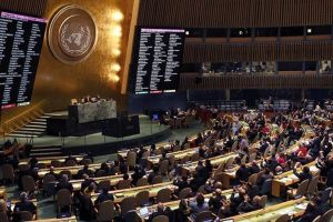 UNGA Adopts Four Pro-Palestine Resolutions