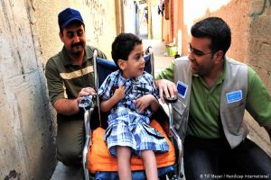 Report: 20% of Persons with Disabilities in Palestine Are Children