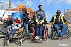 UNRWA: Palestine Refugees with Disabilities More Vulnerable than Other Persons