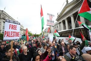 Rights Group Urges Irish Premier to Recognize State of Palestine