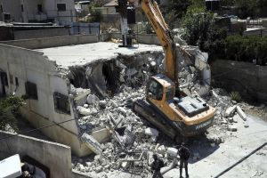 Israel Orders Halt on Construction of 7 Palestinian Houses in AlKhalil