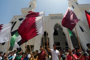 Qatar Reiterates Support for Palestinian Refugees' Right of Return