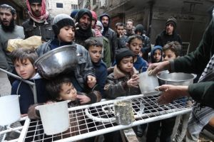 55 Food-Borne Poisoning Cases Reported in Palestinian Refugee Camp in Syria