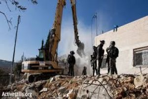 Israeli Forces to Demolish 4 Palestinian Homes in West Bank