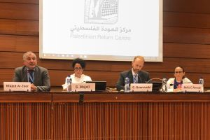 PRC UNHRC-event: Diplomats Point Up UNRWA's Decisive Role for Palestine Refugees