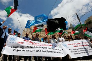 PRC: Resignation of UNRWA Commissioner-General puts an end to corruption allegations and it's now time for states to resume funding
