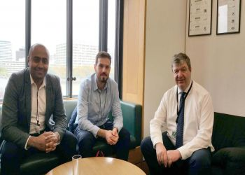 PRC Meets with Lib-Dem MP Alistair Carmichael for Palestine briefing