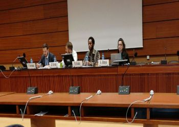 PRC Delivers Oral Statement on Item 7 and Holds a Side-Event at the Human Rights Council