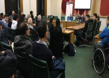 PRC Spotlights Palestine-Ireland Historical Bonds at British Parliament Seminar