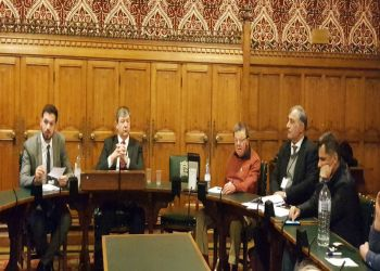 PRC Hosts Event with Labour and Lib Dem MPs on Forced Displacement in the Occupied Palestinian Territories