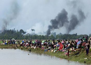 PRC express solidarity with the Rohingya while Israel arms Myanmar's ethnic cleansing