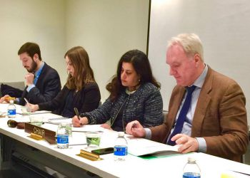 PRC's Side-Event at UN in New York Highlights Urgent Needs of Palestine Refugees
