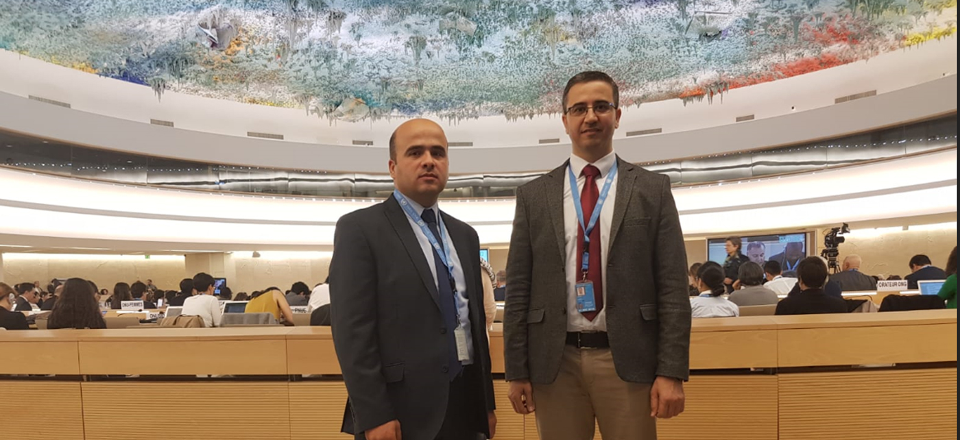 PRC Takes Part in UNHRC Special Session over Latest Developments in Occupied Palestinian Territories