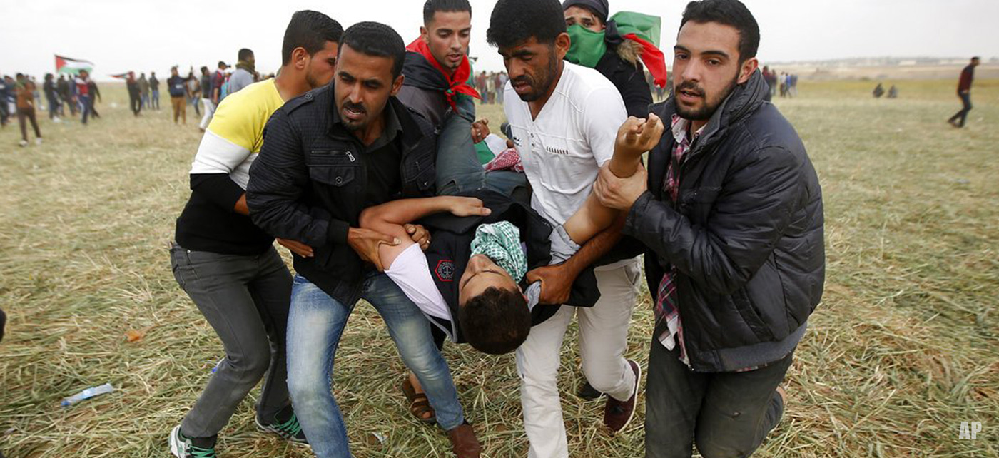 UK Government complicit in Israel's extrajudicial killings in Gaza