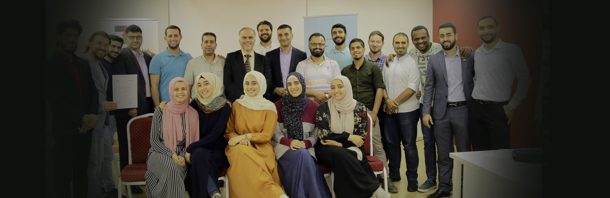 20 Participants Certified as PRC & AlJazeera Media Institute Conclude Filmmaking Course in Istanbul
