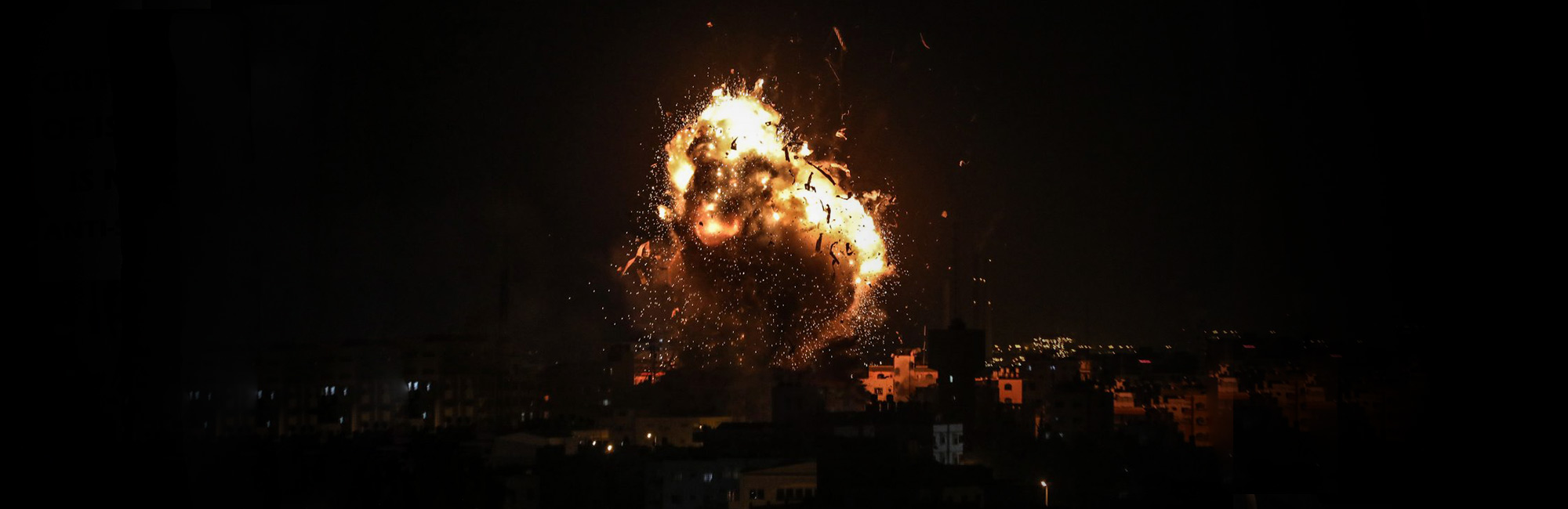 Israel Breaks Cease-Fire Leading to Deadly Escalation in Gaza